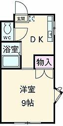 新検見川駅 4.0万円