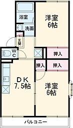 西武立川駅 4.9万円
