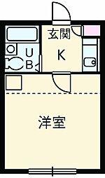 【敷金礼金0円!】小田急江ノ島線 東林間駅 徒歩8分