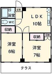 王子駅 9.7万円