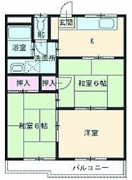 妙興寺駅 4.4万円
