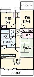 妙興寺駅 9.5万円
