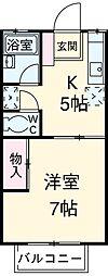 南栄駅 2.5万円