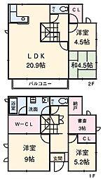 柳生橋駅 10.8万円