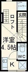 都立大学駅 5.9万円