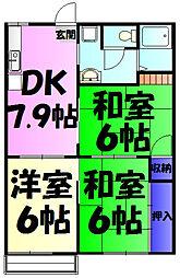四街道駅 4.5万円