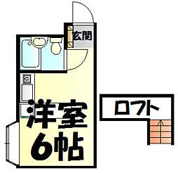 京成稲毛駅 2.9万円