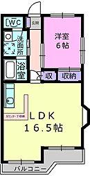 曳馬駅 5.7万円