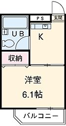 植田駅 2.6万円