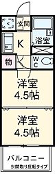 堀田駅 3.6万円