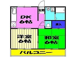 実籾駅 5.7万円