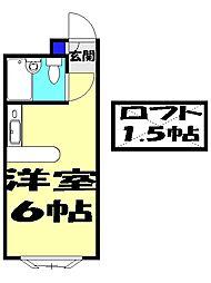 ベルピア津田沼II−1