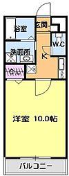 喜多山駅 3.9万円
