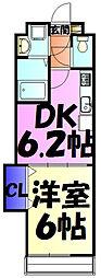 稲毛駅 6.6万円