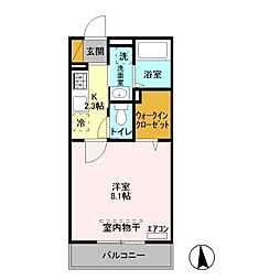 葭川公園駅 6.3万円