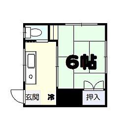 常磐線 亀有駅 徒歩9分