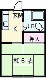 高尾駅 2.8万円