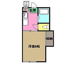 狭間駅 2.5万円