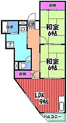 北助松駅 4.2万円