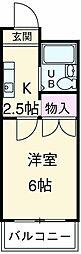 蒲田駅 5.8万円