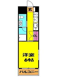 西葛西駅 6.4万円