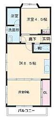 本山駅 6.4万円