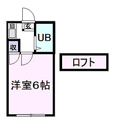 大山寺駅 2.0万円