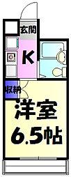 穴川駅 3.5万円