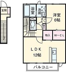 動物公園駅 6.7万円