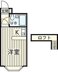 八千代台駅 1.6万円