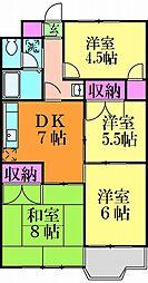 北綾瀬駅 9.3万円