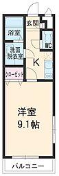 枇杷島駅 4.3万円
