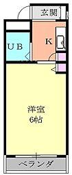 吹上駅 3.5万円