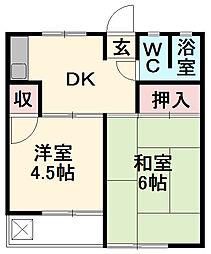 大森・金城学院前駅 3.8万円