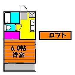 南与野駅 3.7万円