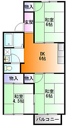 掛川駅 3.4万円