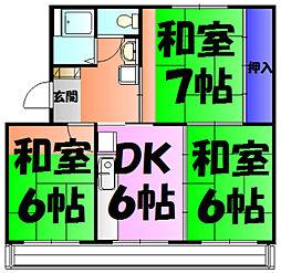新検見川駅 4.3万円