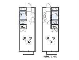 鴨宮駅 3.8万円