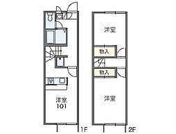 行田市駅 4.5万円