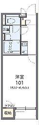 六地蔵駅 4.9万円