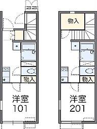 羽村駅 4.1万円