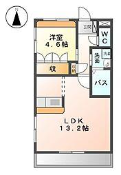 春田駅 5.5万円