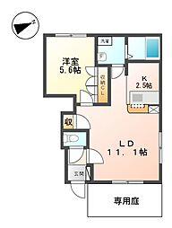 河辺駅 5.8万円