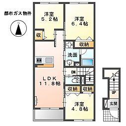 石刀駅 6.8万円