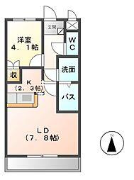 干潟駅 4.8万円