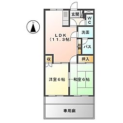石刀駅 4.3万円