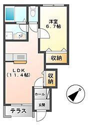 飯岡駅 5.4万円