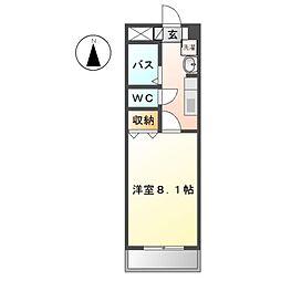 石刀駅 3.6万円