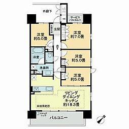 近鉄富田駅 14.5万円
