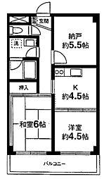 大倉山駅 12.4万円